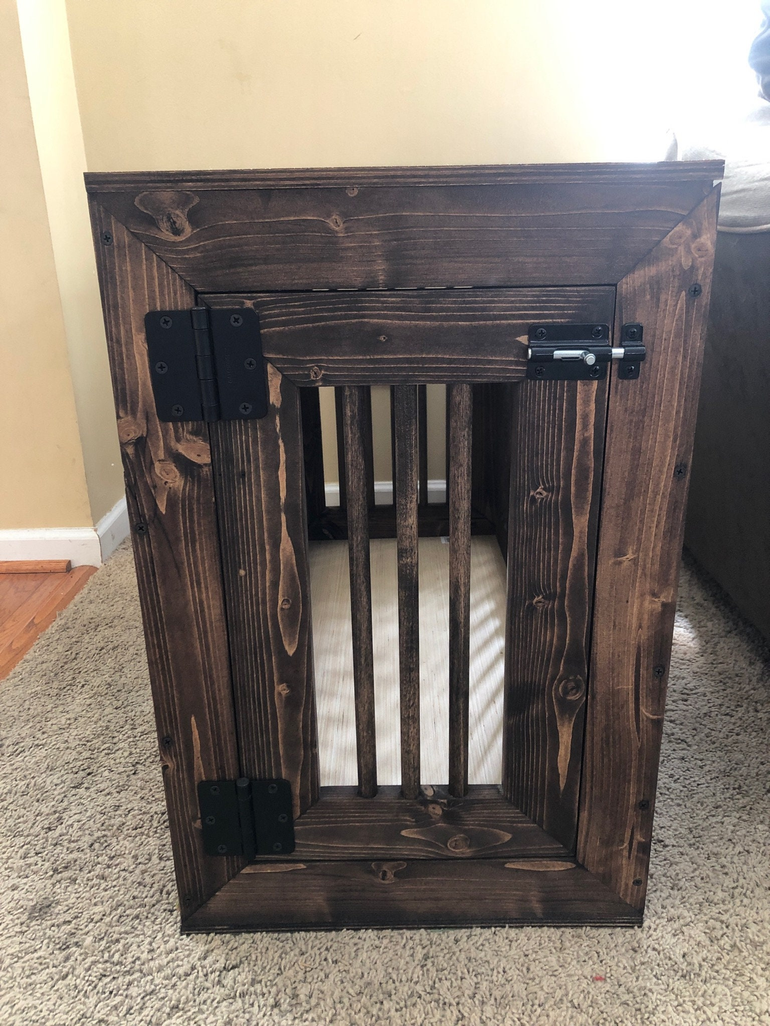 Custom made Indoor Dog Kennel - LOCAL PICKUP ONLY! for sale