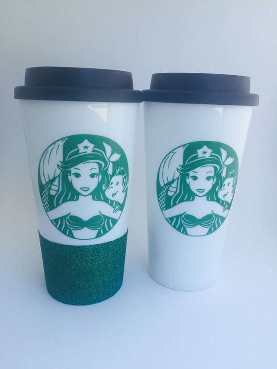 Items Similar To Little Mermaid Cup Coworker Gifts Wedding Gifts