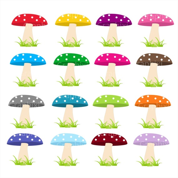 Mushroom Clipart Commercial Use Clipart Toadstool Printable Party Toadstool Digital Clip Art Digital Images Digital Clipart By Graphixi Net Catch My Party Download mushroom images and photos. mushroom clipart commercial use