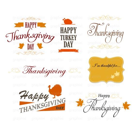 Thanksgiving Thanksgiving Clipart Thanksgiving Border Etsy