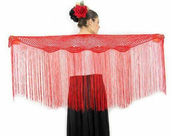 Crochet Mantoncillo
