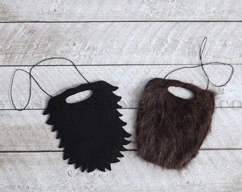 Pirate Lumberjack Pretend Dress Up Costume Beard In The Hoop Machine Embroidery Design
