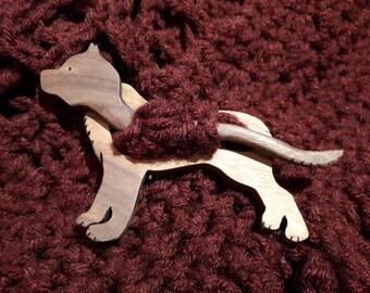 Fibule/Wolf brooch