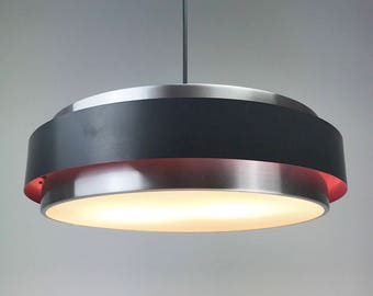 Classic danish ceiling light by Jo Hammerborg for Fog Morup.