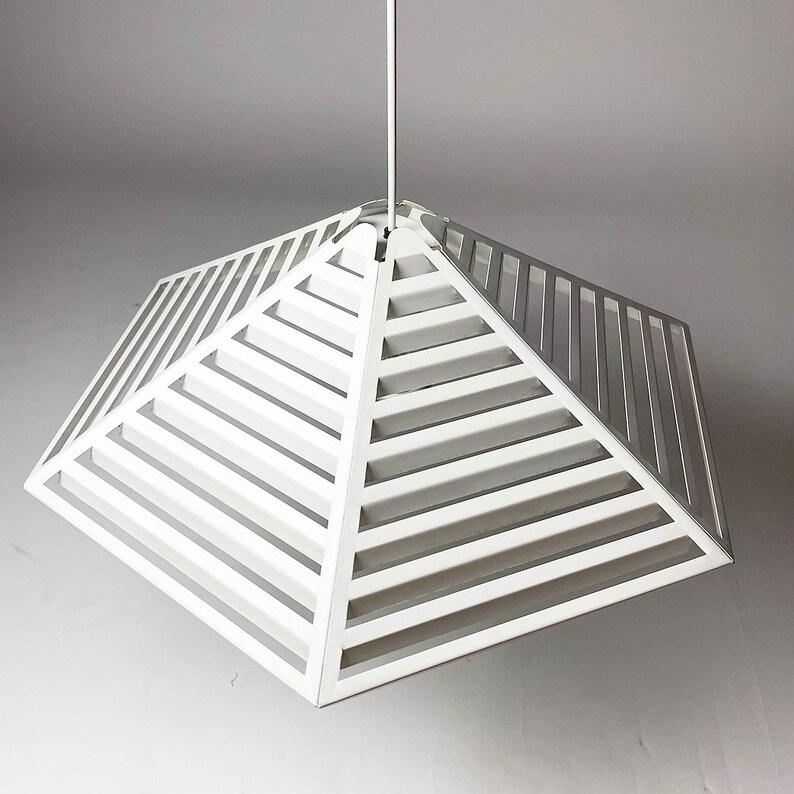 Super special danish ceiling light by Fog & Morup Denmark ...