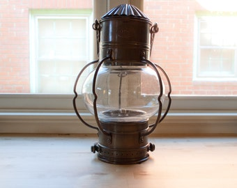 Maritime Brass Oil Lantern