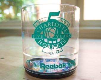 Charlotte Hornets 5yr Anniversary Souvenir Cup