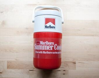 Coleman 2 Liter Marlboro Cooler -1990