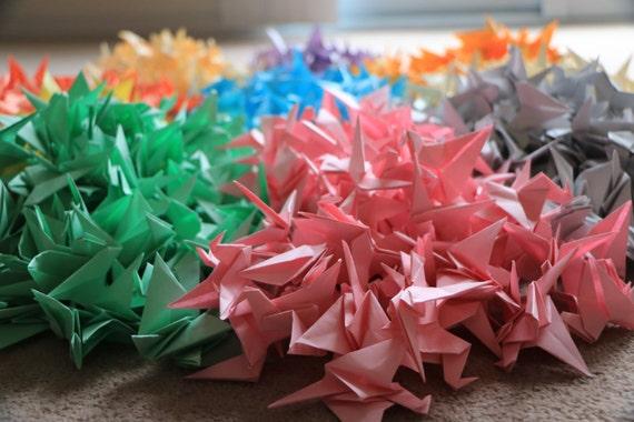Origami Flapping Bird | 380x570