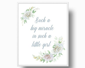 Miracle Quote Etsy