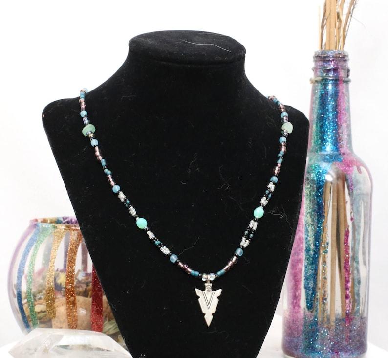 Go Western Beaded Necklace