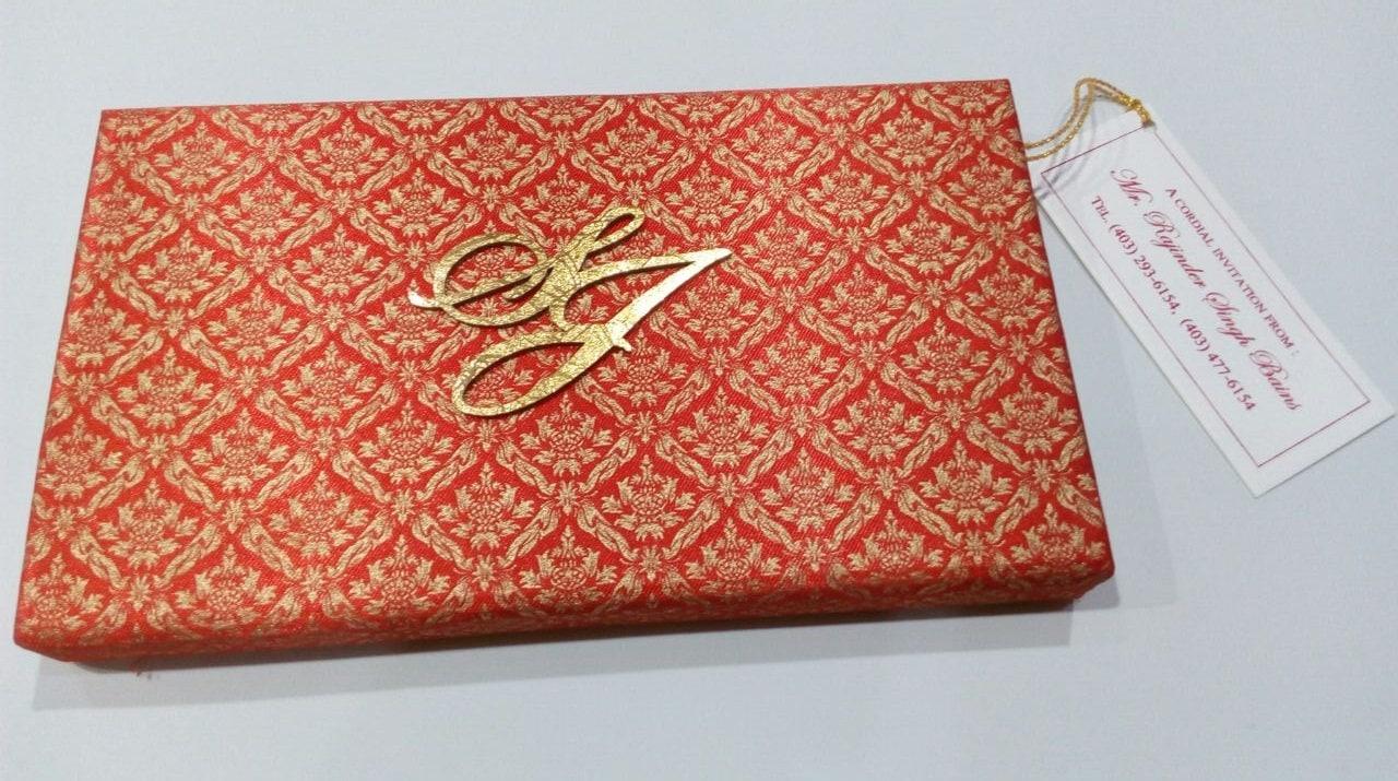 100 Personalised Luxury Royal Wedding Boxes Invitations Silk | Etsy