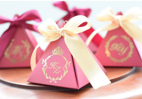 10//20//50//100PCS Candy Boxes Glitters Party Wedding Favour Favor Sweet Cake Gift