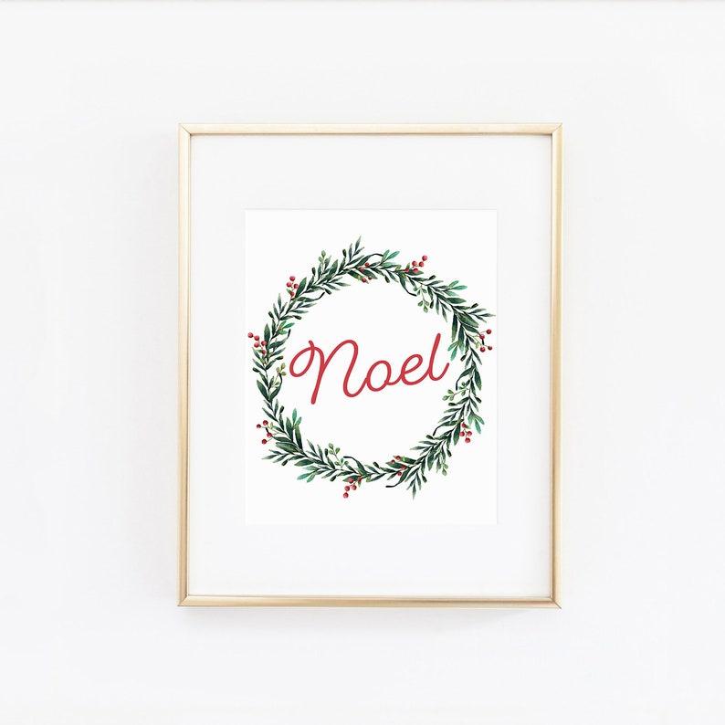 image relating to Christmas Printable Decorations referred to as Xmas Decorations, Xmas Printable, Noel Printable, Xmas Wreath, Xmas Indicator Artwork, Christian Xmas