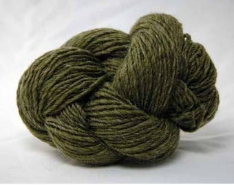Green Mountain Spinnery - Mountain Mohair - Moss 7569 - Worsted Weight - Wool and Mohair