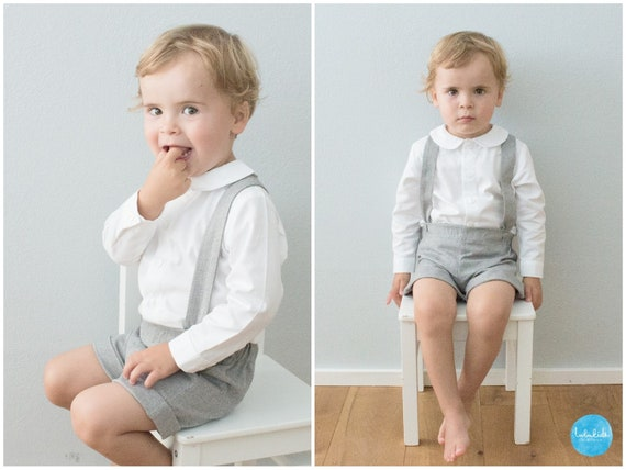 b5b696e66 Baby boy Christening Outfit Baby Boy Christening Suit toddler   Etsy