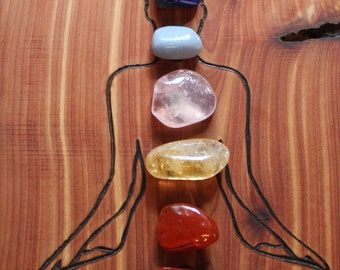 Distance Crystal Healing, Chakra Balancing, Reiki, Custom Chakra Reading