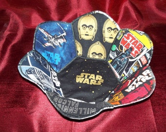 Reversible Fabric Bowl - Star Wars & BB8