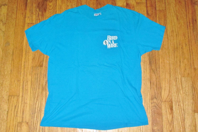 BIRD On A WIRE Original 1990 Movie Promo Vintage Shirt Hanes | Etsy