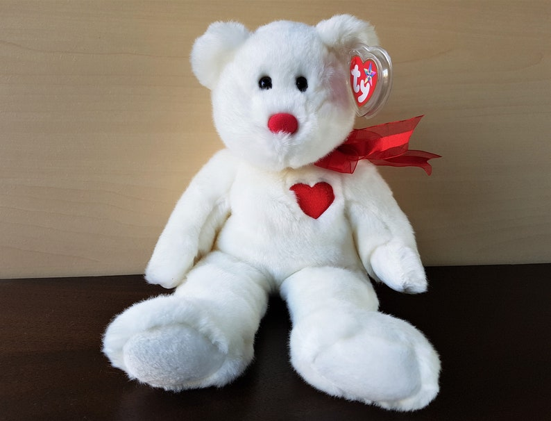 VALENTINO TY Beanie Buddies Collection 14 Large Plush  4324e23a964