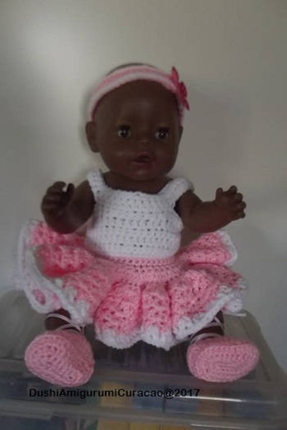 Nederlands Haakpatroon Voor Babyborn 43 Cm Etsy
