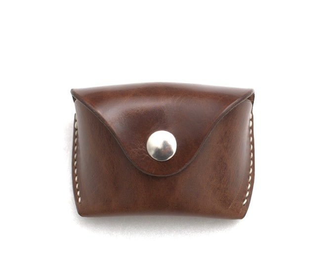 Glasses case for folding Rayban RB 4105 54mm / Persol PO 0714SM 54mm sunglasses Tuscany brown