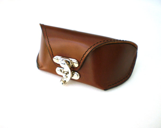Glasses case for Big frame wrap type glasses, Handcrafted*