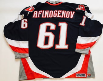 4770b5461 ... coupon for vintage maxim afinogenov buffalo sabres authentic sewn ccm  jersey size xxl 2xl c4a78 188f7
