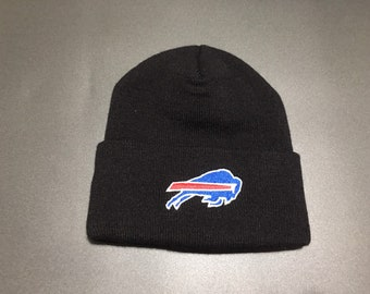 4ac72483 Vintage Deadstock NWOT 1990s Buffalo Bills Winter Caps