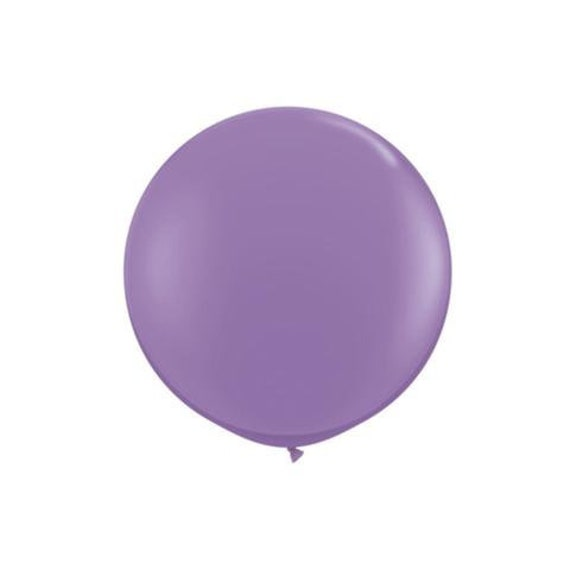 36 Lilac Latex Balloon