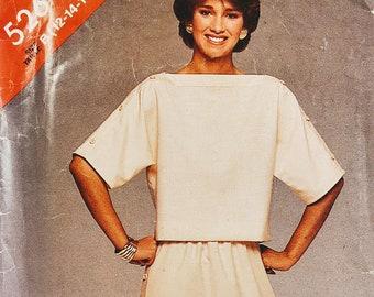 CUT Vintage See /& Sew 5264 Sewing Pattern