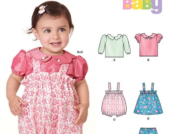fbe43303a4e8 New Look Baby S0273 6422 6422 Baby Girl Rompers