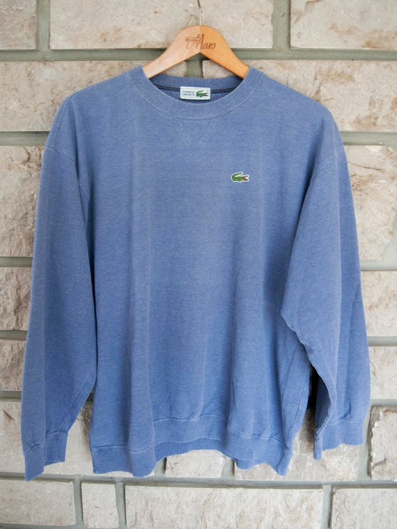 Lacoste Wqyun Sweat Pull Homme Violet Vintage qzxRUwwHt