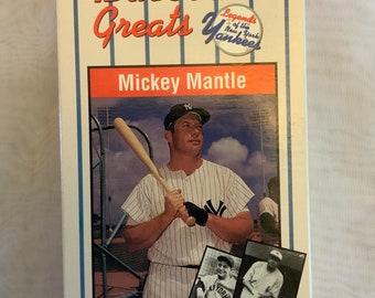 Baseball Trading Cards With Jello Refrigerator Fridge Magnet  Mickey Mantle B8