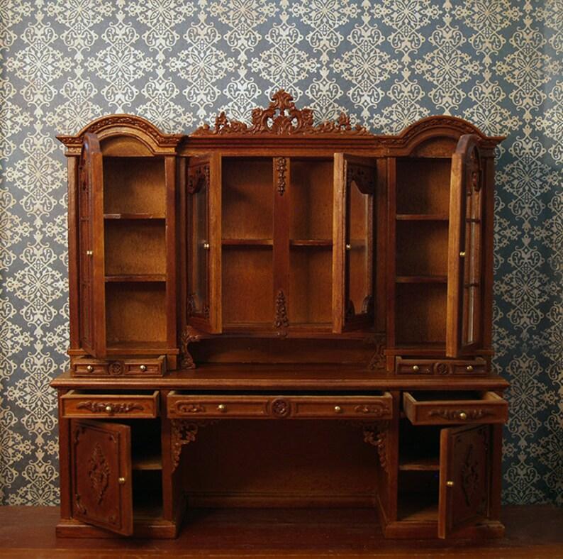 1:12 Scale Platinum Miniature Bespaq Palace Study Collection