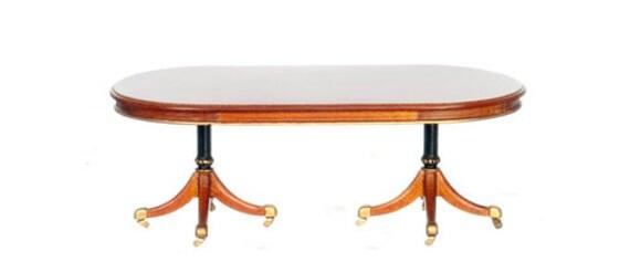 JBM MINIATURES DINING TABLE DOLLHOUSE FURNITURE  MINIATURES