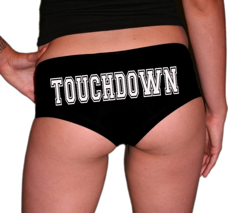 Football Underwear Football Gifts Football Wife Gift Football image 0