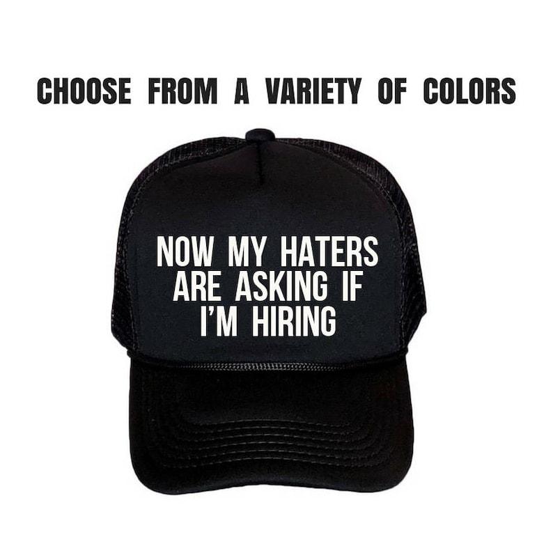 a313bf519ddf8f Women's Trucker Hat. Funny Hat. Bossy Lady Cap. Ladies | Etsy