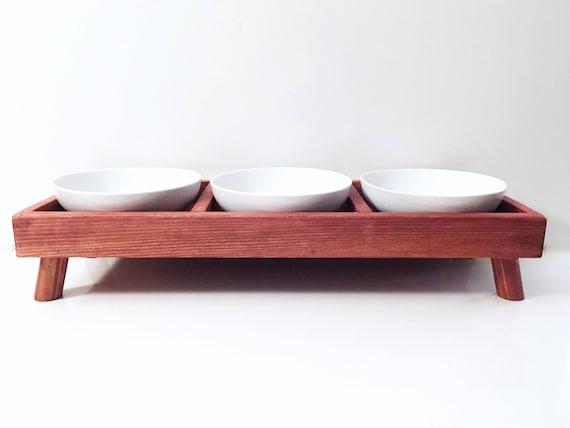 elevated pet bowl stand modern dog bowl set multiple pet