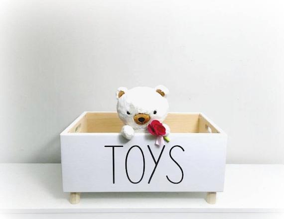 Genial Dog Toy Box Pet Toy Box Dog Toy Storage Modern Toy Box | Etsy