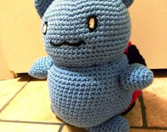 Crochet Catbug Doll