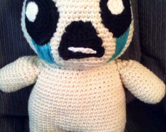 Crochet Binding of Isaac Doll Made to Order