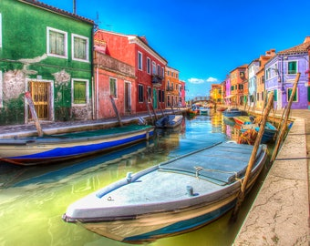 Boats of Burano