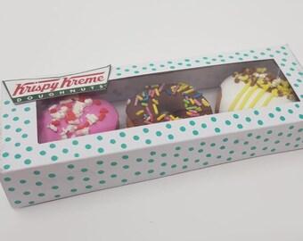 14c2f17f6ee Krispy Kreme 3 Pack Donut Magnet