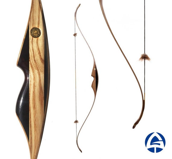 Modern Traditional Bow Recurve Laminated Hunting Bow - SATURN