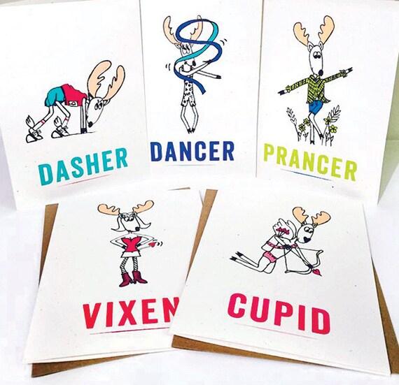 image 0 - Humorous Christmas Cards