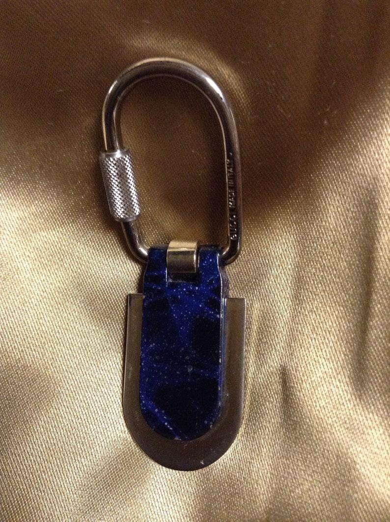 873b2dd015a Vintage 1970 s Gucci Key Ring Italy Logo Key Chain