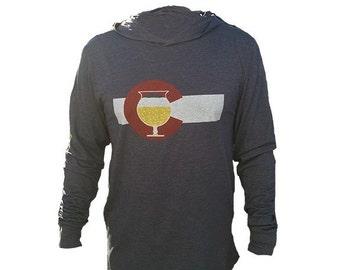 Colorado BEERfection Lightweight Hooded Shirt