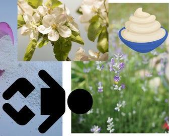 Beautiful Babies geek chic vegan perfume oil for women baby powder musky orange blossom vanilla lavender sweet powdery floral horror SCP