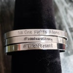 WoodwardStrong family cuffs